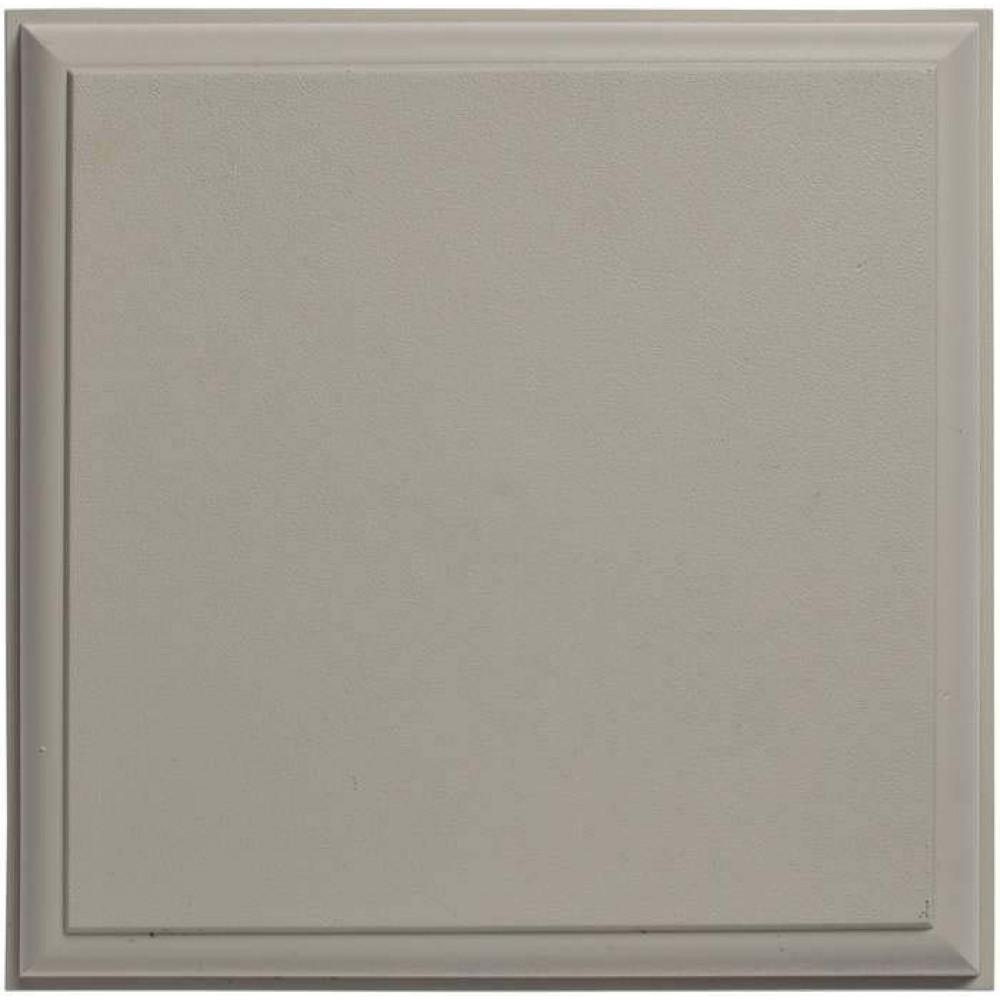Отделочный элемент № 2 (белый), 0,25 х 0,25 м.