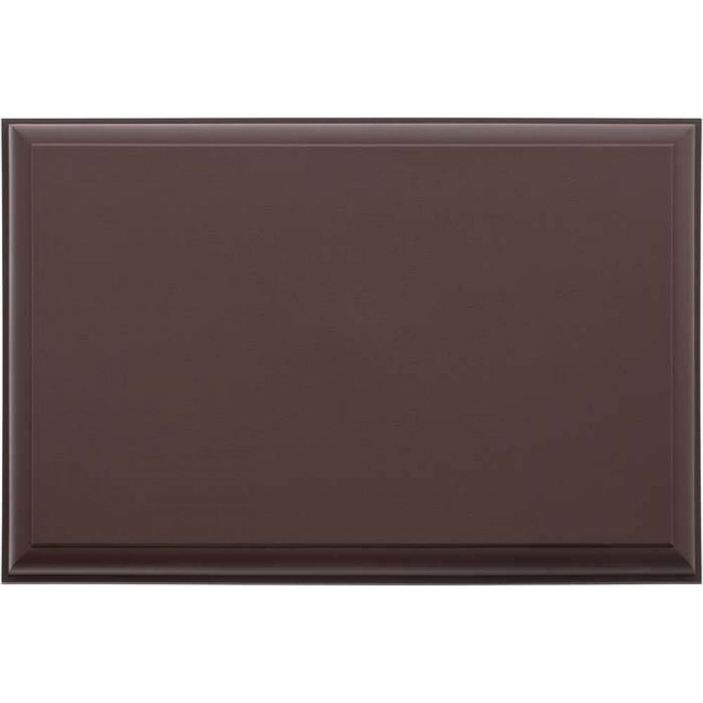 Отделочный элемент № 3 (коричневый), 0,25 х 0,38 м.