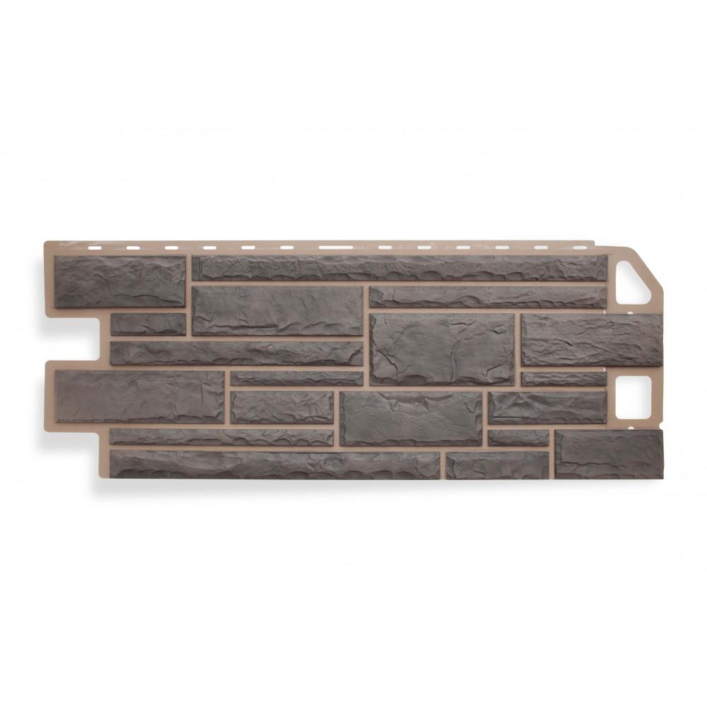 Панель Камень, Серый