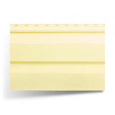 Альта-Сайдинг, виниловый, лимонный