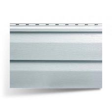 Альта-Сайдинг, виниловый, светло-серый