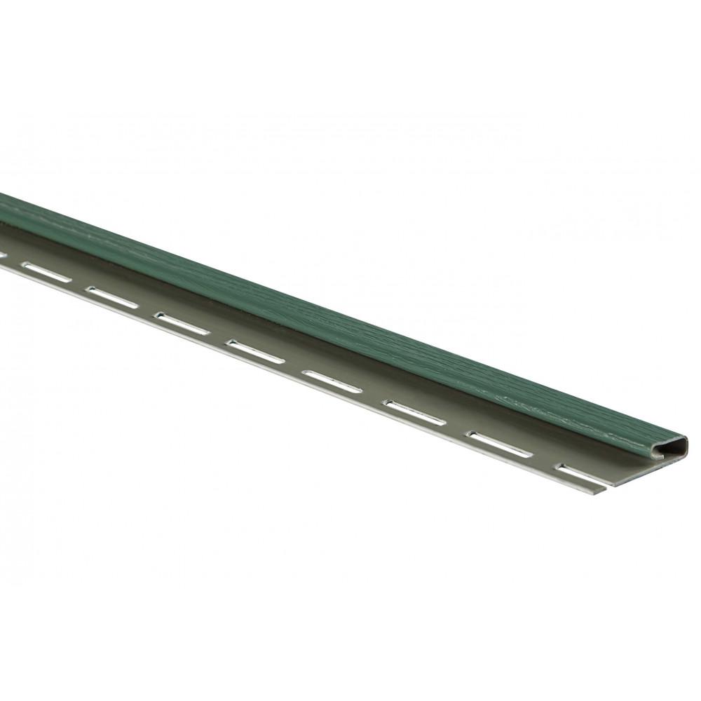 """Планка """"финишная"""" Зеленая Т-14 - 3,00м"""