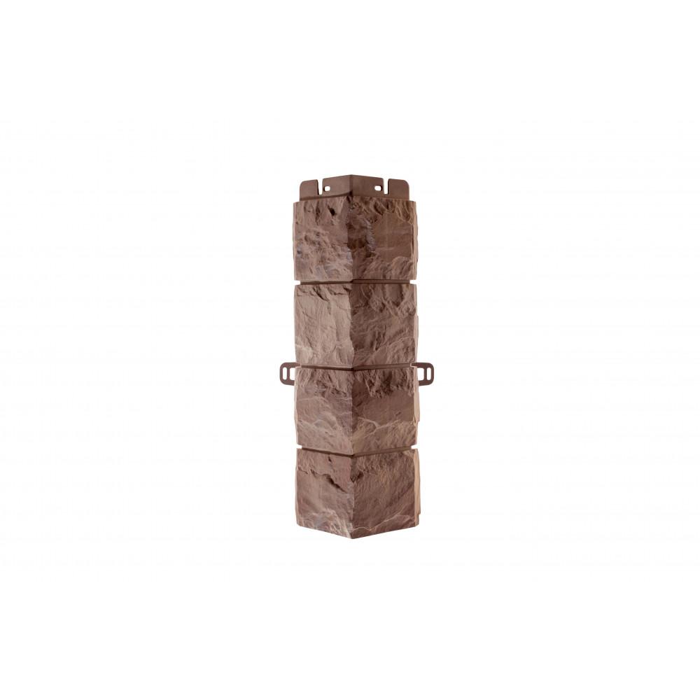 Наружный угол фагот (каширский), 0,45 х 0,13м (н)