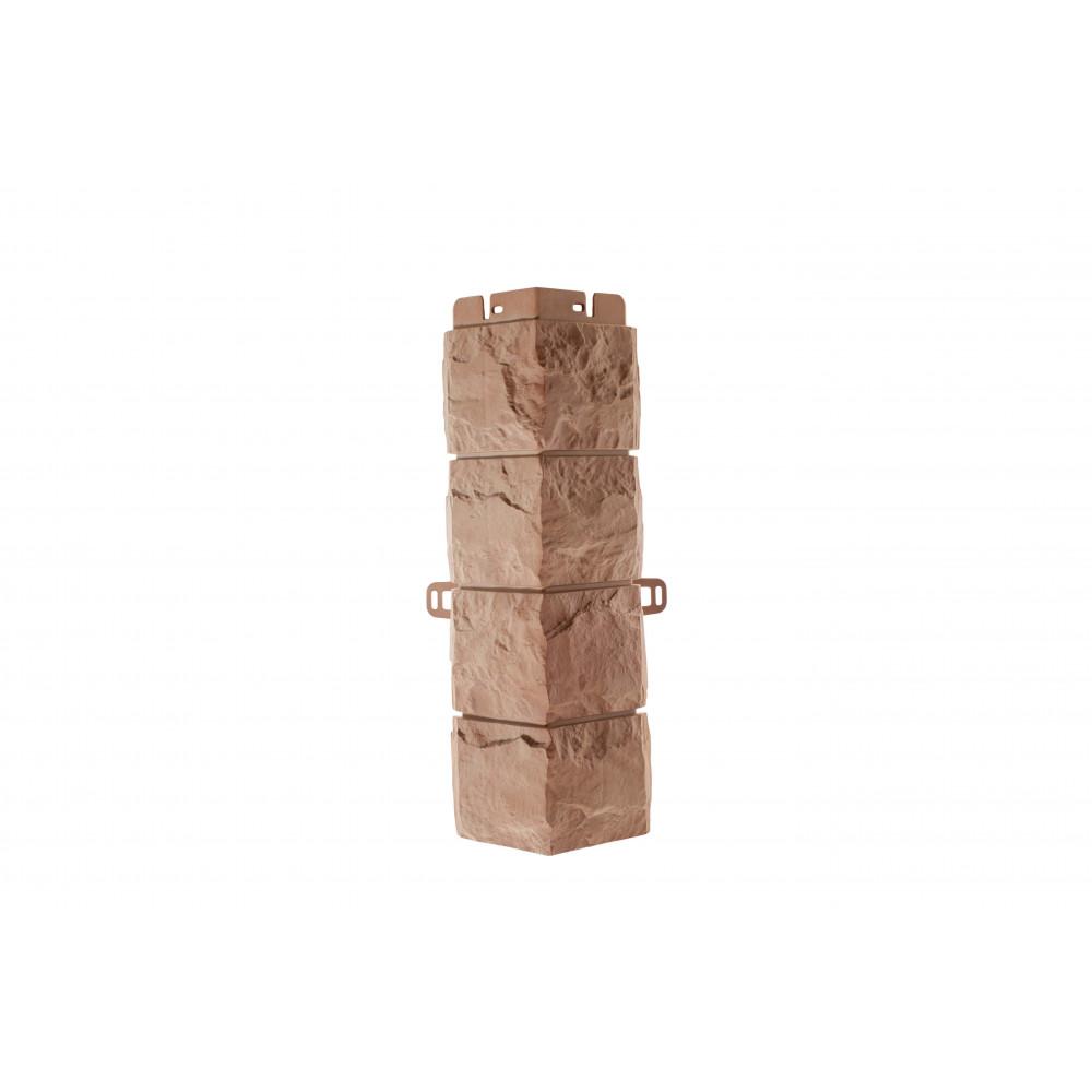 Наружный угол фагот (клинский), 0,45 х 0,13м (н)