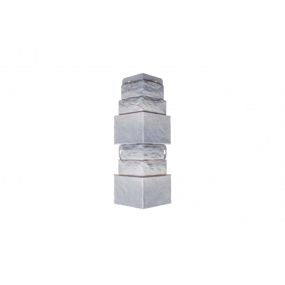 Наружный угол фигурный (Базальт), 0,45 х 0,16м