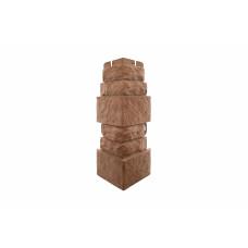 Наружный угол фигурный (Доломит), 0,45 х 0,16м