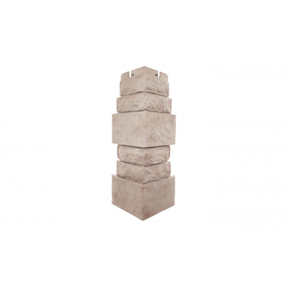 Наружный угол фигурный (Оникс), 0,45 х 0,16м