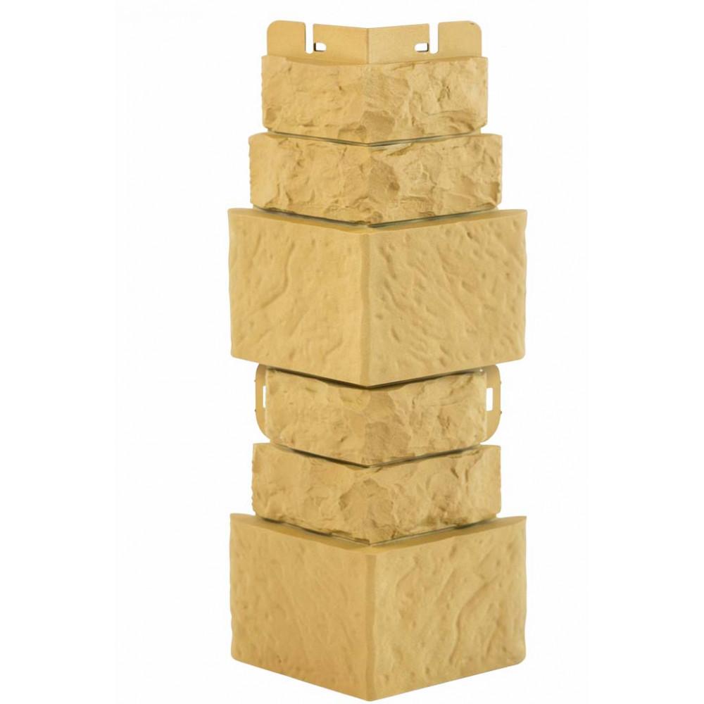 Наружный угол фигурный (Опал), 0,45 х 0,16м
