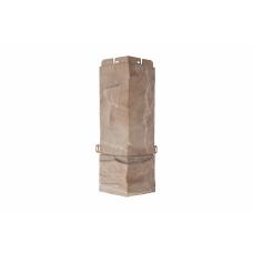 Наружный угол гранит (саянский), 0,47 х 0,16м
