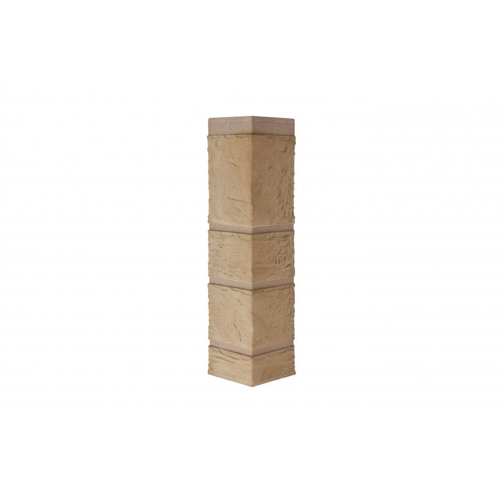 Наружный угол камень (песчаник), 0,47 х 0,11м