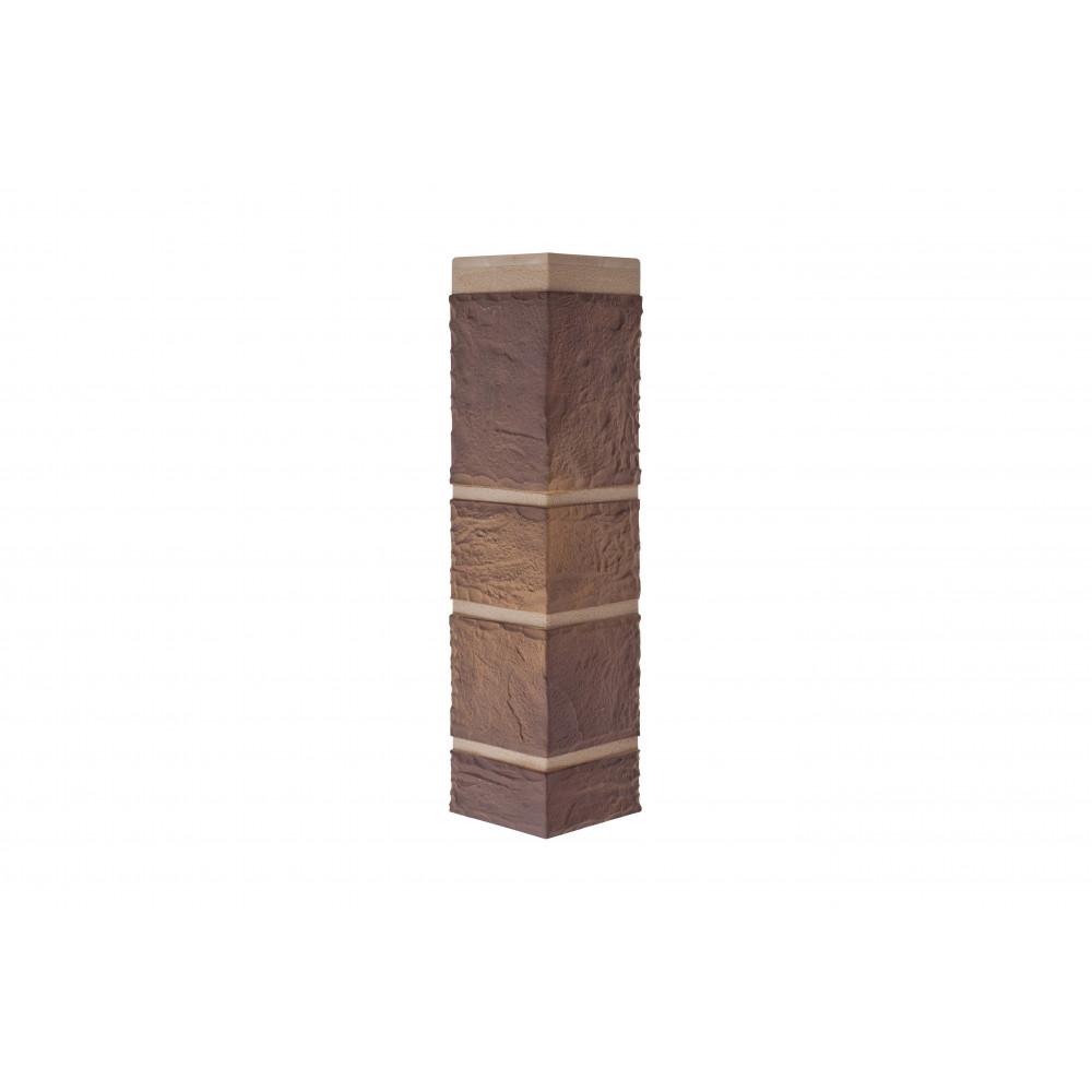 Наружный угол камень (сланец), 0,47 х 0,11м