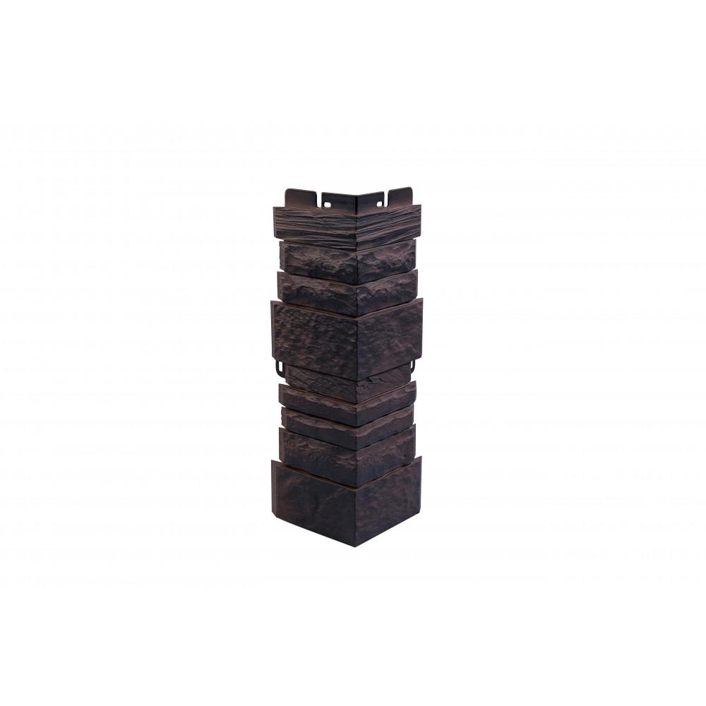 Наружный угол камень Шотландский (Глазго) - 0,45 х 0,16м (н)