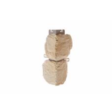 Наружный угол бутовый камень (балтийский), 0,44 х 0,18м (н)