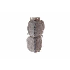 Наружный угол бутовый камень (скандинавский), 0,44 х 0,18м (н)