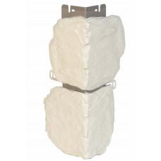 Наружный угол бутовый камень (норвежский), 0,44 х 0,18м (н)
